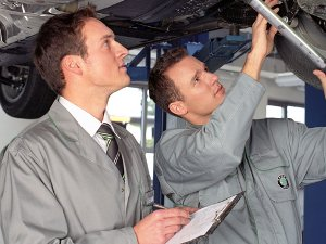 Техническое обслуживание машин